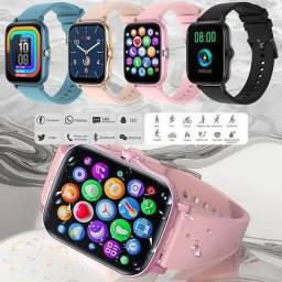 Título do anúncio: Smartwatch P8 plus y20 original