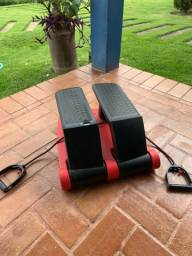 Step air climber power sistem