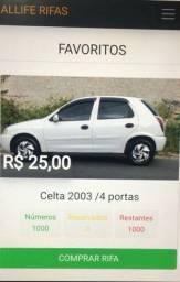 "Celta 2003 ""Rifando"""