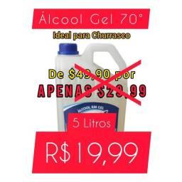 Título do anúncio: Álcool Gel 70°