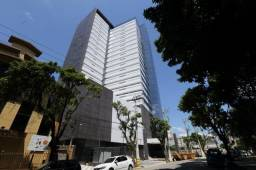 Título do anúncio: Escritório para venda de 52 metros e 1 vaga na Vila Belmiro - Santos - SP