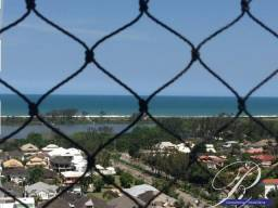 Título do anúncio: Barra Bali, 3 quartos (suite), mobiliado, linda vista mar, lagoa e piscina