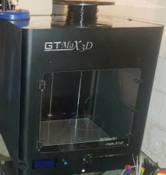 Impressora 3d Gtmax3d core xy A1v2 300x200x300 All-metal