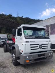 Volkswagen V.W 15-180 4x2 toco chassi Worker