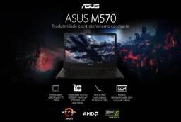 Notebook Gamer Asus M570 AMD R5 8GB (Geforce GTX1050 com 4GB)