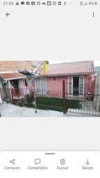 Casa fundos mobiliada ,800reais