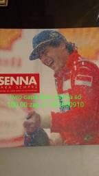 Título do anúncio:  Livro Capa dura de Ayrton Senna