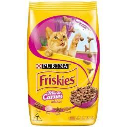 Ração Friskies p/ Gatos.