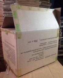 Caixa de papelão 66x46x46 reciclada