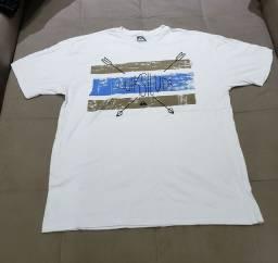 02 camisetas de malha tam. GG