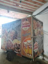 Food truck completo *