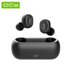 Fone de Ouvido QCY T1C Bluetooth 5.0 sem Fio