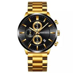 Relógio Masculino Original H.Martin Funcional