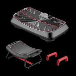 Plataforma Vibratória Genis Energym Pro + Kit de Acessórios Genis Energym Set<br><br>
