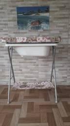 Banheira trocador Burigotto