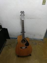Violão 12 cordas yamara fgx 413 SC.