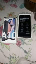 Samsung galaxy A10S novo na caixa 700$
