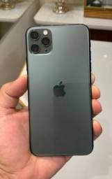 IPhone 11 Pro Max 512gb em estado de Novo e Na garantia