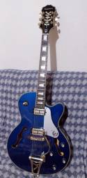 Guitarra Epiphone Emperor Swingster Limited Edition Chicago Blue