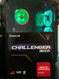 Placa Mãe AMD A320 MAXSUN