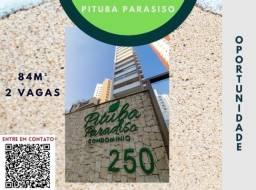 Título do anúncio: Melhor 2 suítes , varanda , Pituba , itens de lazer , 84 m² , 2 vagas