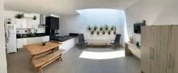 Casa no Condomínio Terra Nova Várzea Grande com 3 dormitórios à venda, 121 m² por R$ 450.0
