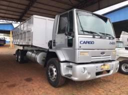 Caminhão Ford Cargo 2428 ( Entrada+Parcelas )