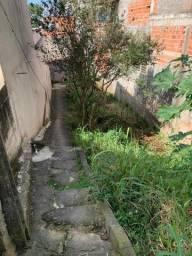 Vendo terreno no bairro Alvarenga com casa nos fundos Valor 90 mil negociável