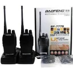 Rádio Comunicador  Baoffeng ( o par)
