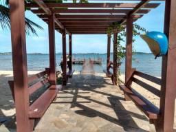 Título do anúncio: Casa com 3 dormitórios à venda, em Condomínio com acesso à Lagoa por R$ 390.000 - Balneári