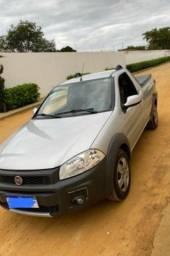 Fiat Strada Working Hard 1.4 2018 (Completa + GNV)