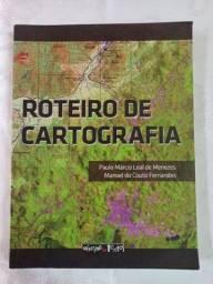 Título do anúncio: Livro Roteiro de Cartografia