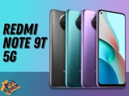 Redmi Note 9T 5G 64/4gb de RAM | Versão global | Lacrado com garantia!