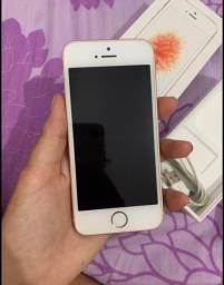 iPhone SE sem detalhes Troco
