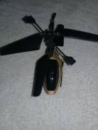 Helicóptero câmera