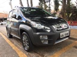 Fiat Idea 1.8 16v Adventure Flex 5p  2016 cambio