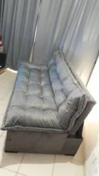 sofá cama fofão novo da fábrica