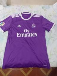 Camisa Real Madrid 2016