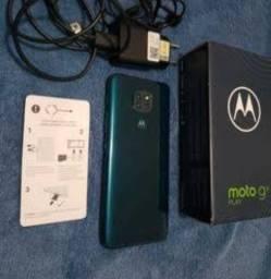 Moto g9 play completo com nota