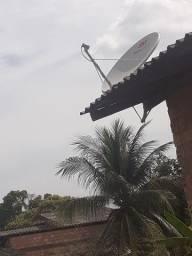 Título do anúncio: Vendo antena *