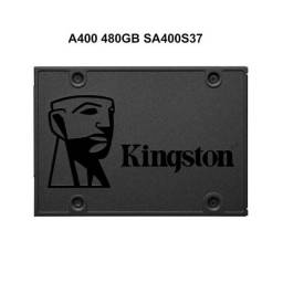 Ssd Kingston A400 480gb Sa400s37/480g