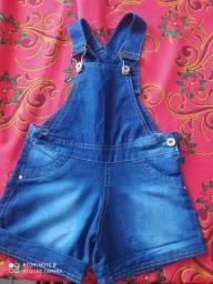 Vendo 3 roupas de menina Tam 04