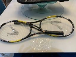 Raquete tennis Vollo carbono
