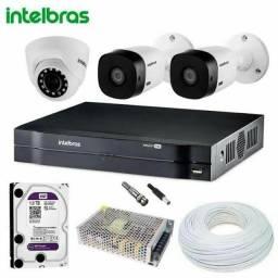 Câmeras De Segurança      câmeras De Segurança CFTV Intelbras
