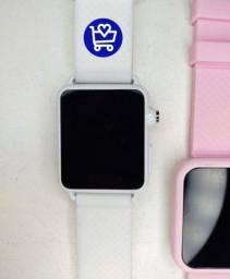 Título do anúncio: Relógio Led Multicolor (entrega em domicílio)
