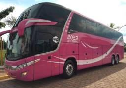 Ônibus Marcopolo Paradiso 1600 Ld G7 Leito Turismo Seminovo