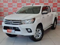 Título do anúncio: Toyota Hilux CD SRV 4x4 2.8 TDI Diesel Aut. 2018 Diesel