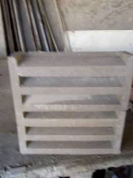 Cóbogos ( Elementos vazados ) de cimento