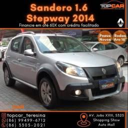 Título do anúncio: Renault Sandero Stepway 1.6 2014