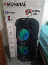 Caixa de Som Mondial 1000W (ZERADA)